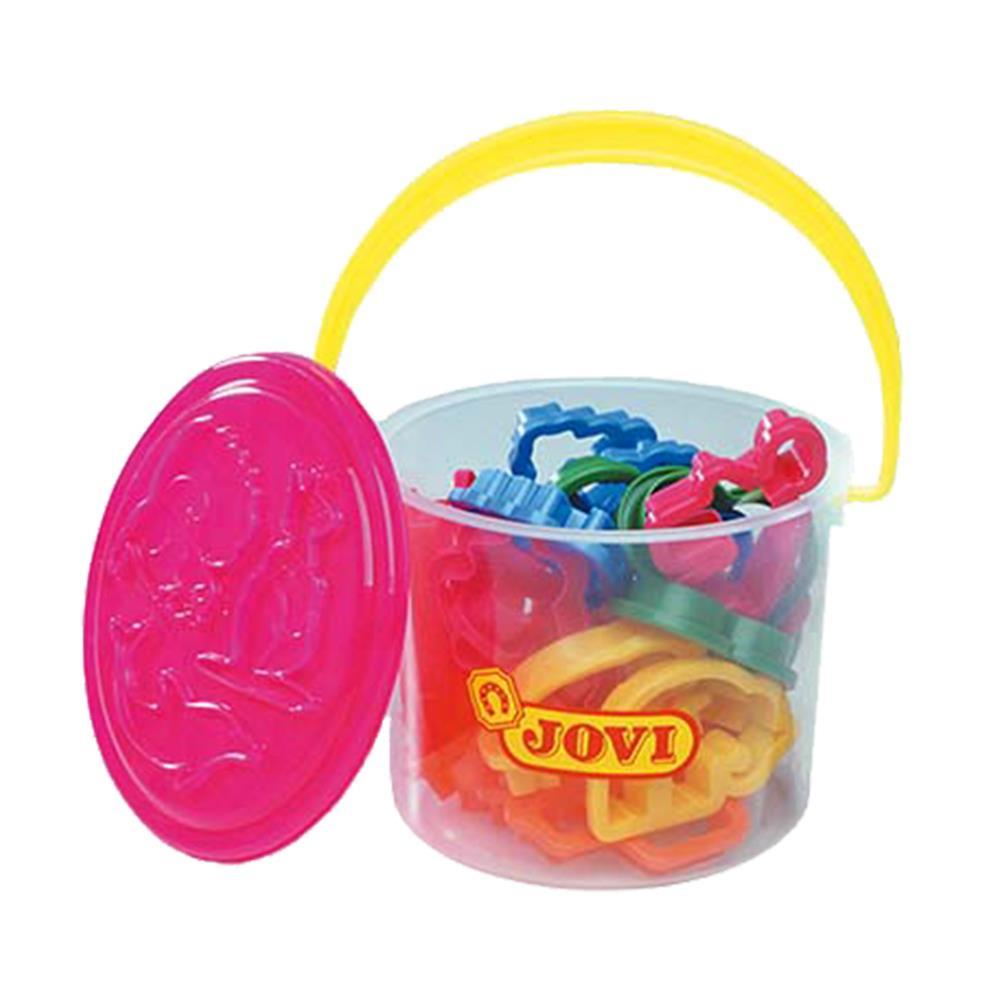 Εργαλεία πλαστελίνης Jovi σετ 24 τεμ.