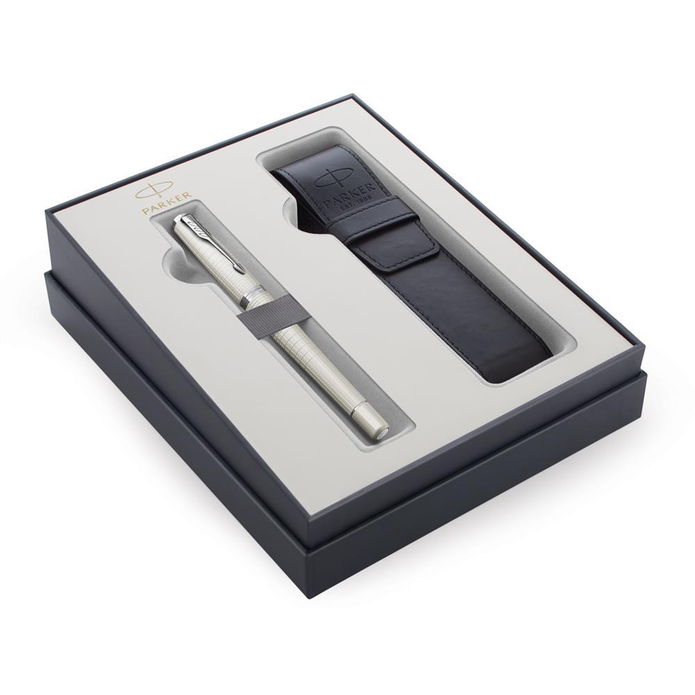 Σετ Parker Urban Premium Pearl CT πένα με θήκη δώρο