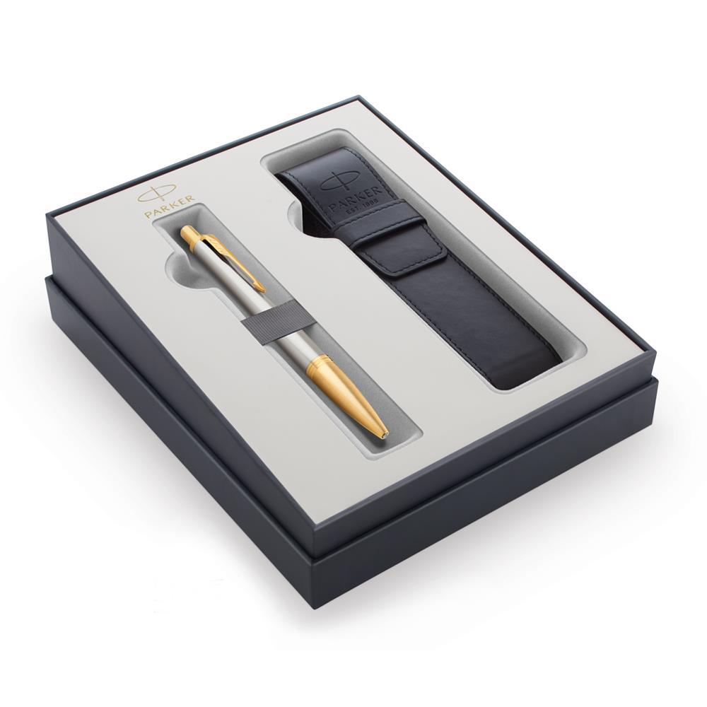 Σετ Parker Urban Premium Aurate Powder GT στυλό με θήκη δώρο