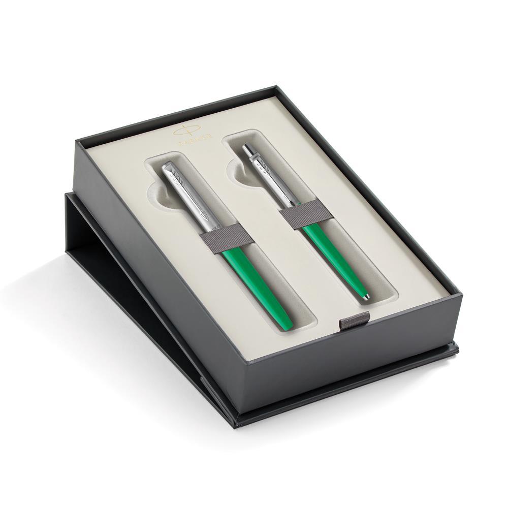 Σετ Parker Jotter Originals Green CT στυλό & μαρκαδοράκι