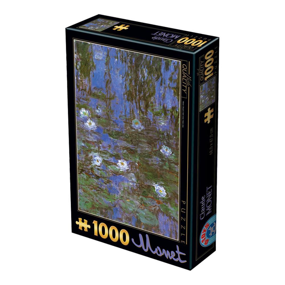 Παζλ D-Toys Monet Nympeas 68x47cm 1000 κομ.