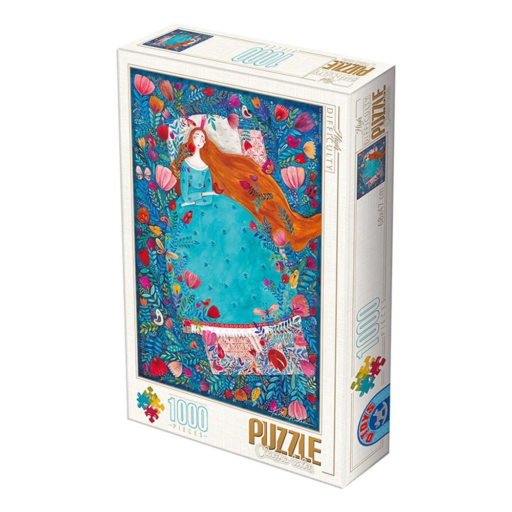 Παζλ D-Toys Kurti Andrea 04 68x47cm 1000 κομ.