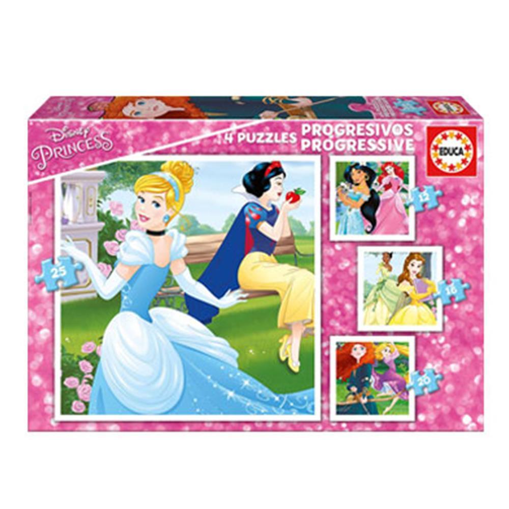Παζλ Educa Princess Licensed 73 κομ.