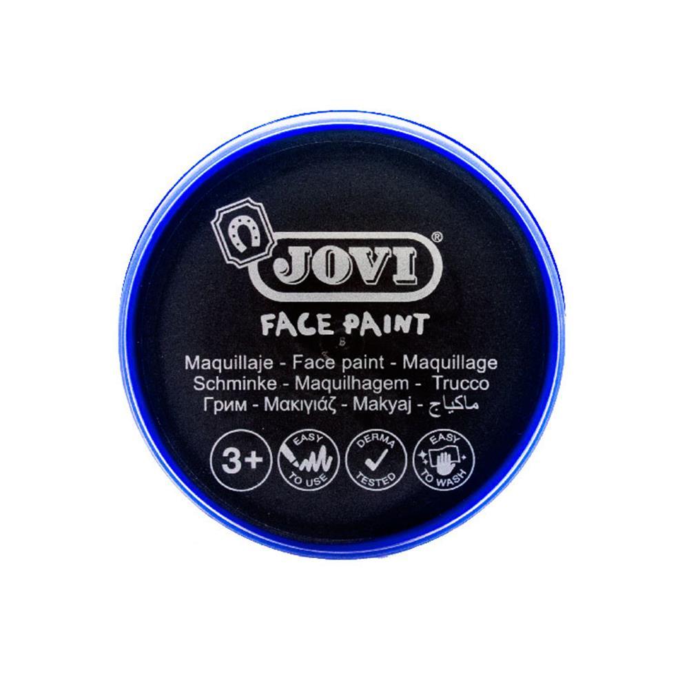 Χρώμα Face Painting Jovi 20 ml μαύρο