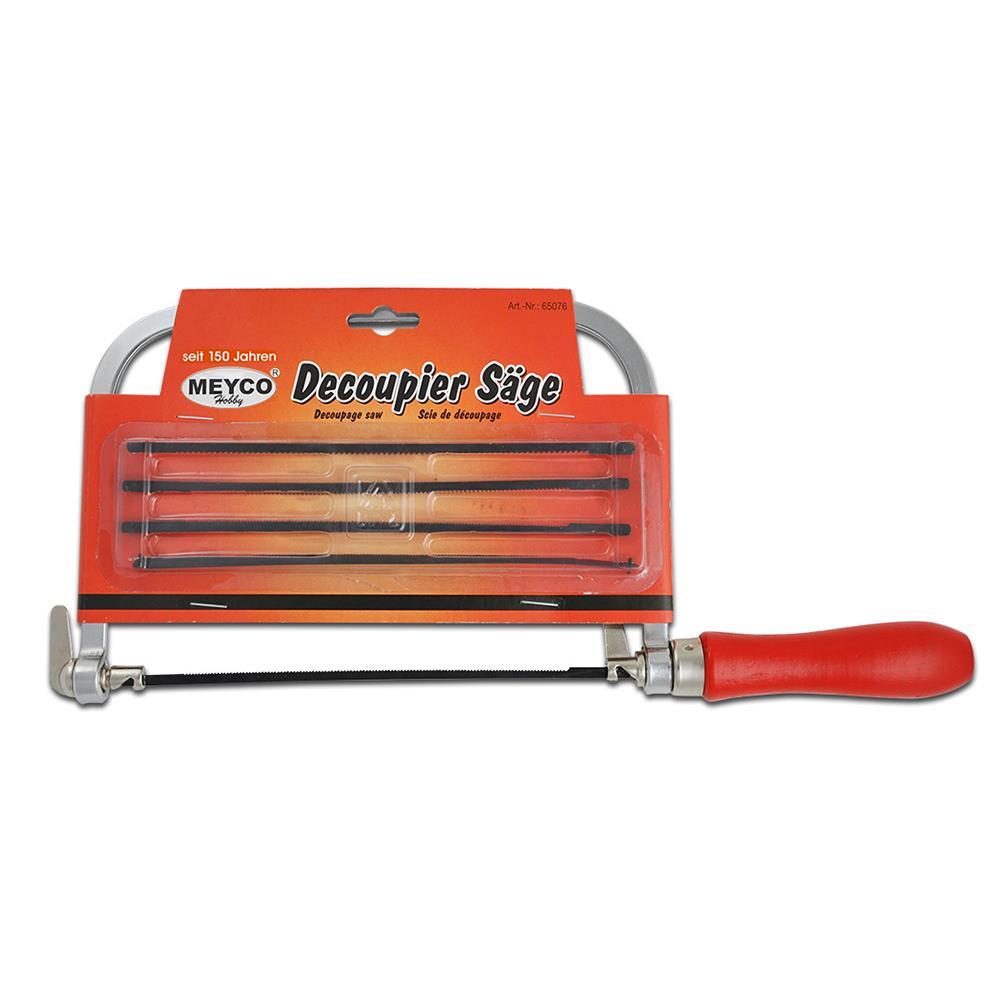 Σέγα ξυλοκοπτικής Meyco 65076 με 5 λάμες