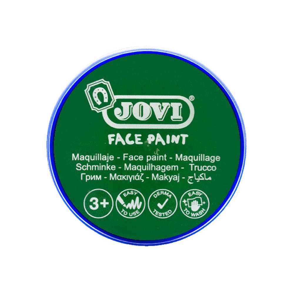 Χρώμα Face Painting Jovi 20 ml πράσινο