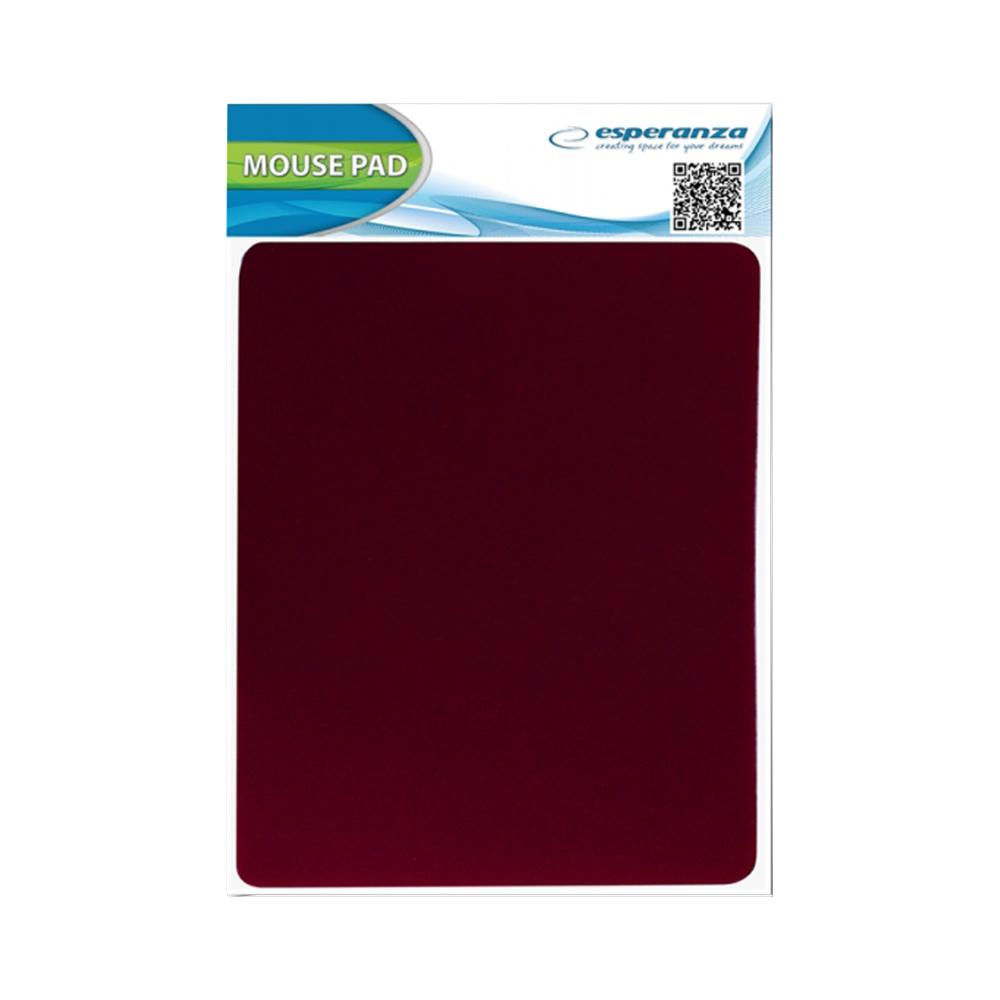 Mousepad Esperanza απλό κόκκινο