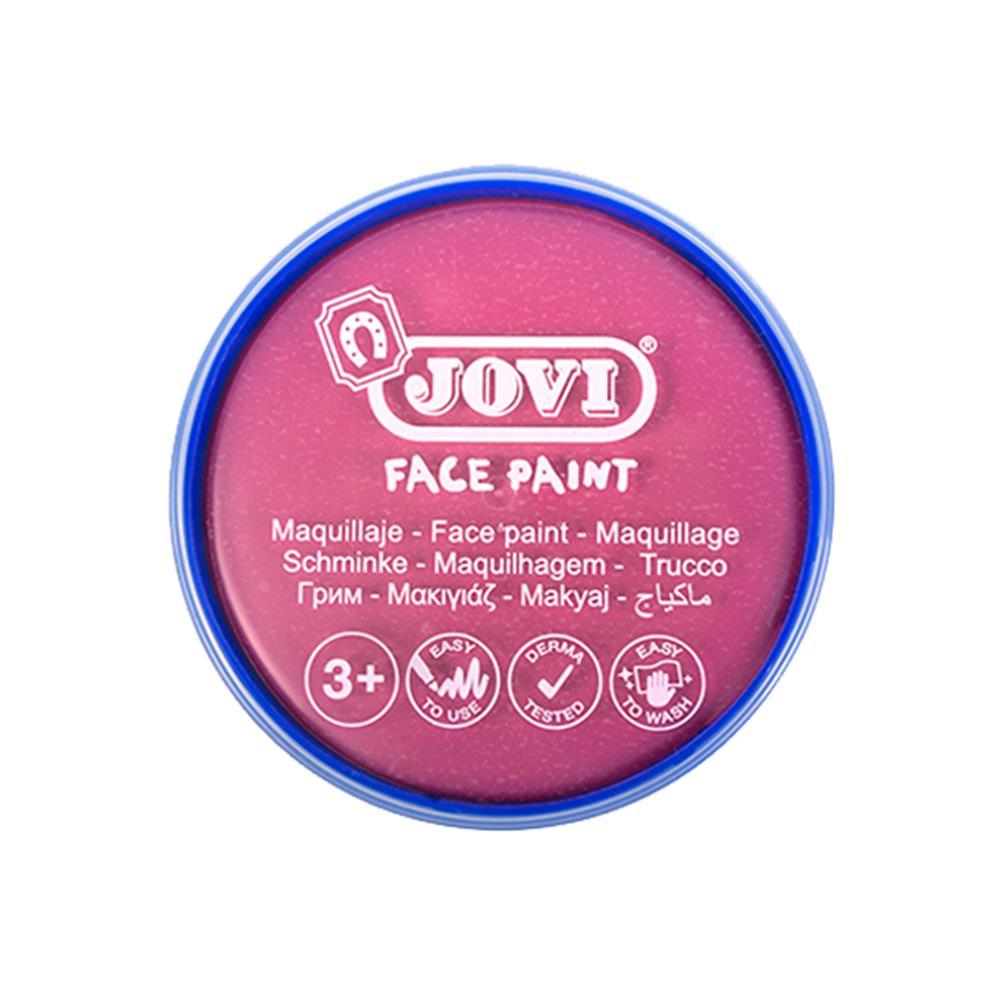 Χρώμα Face Painting Jovi 20 ml ροζ