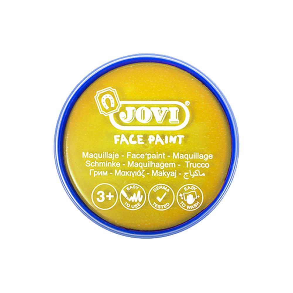 Χρώμα Face Painting Jovi 20 ml κίτρινο