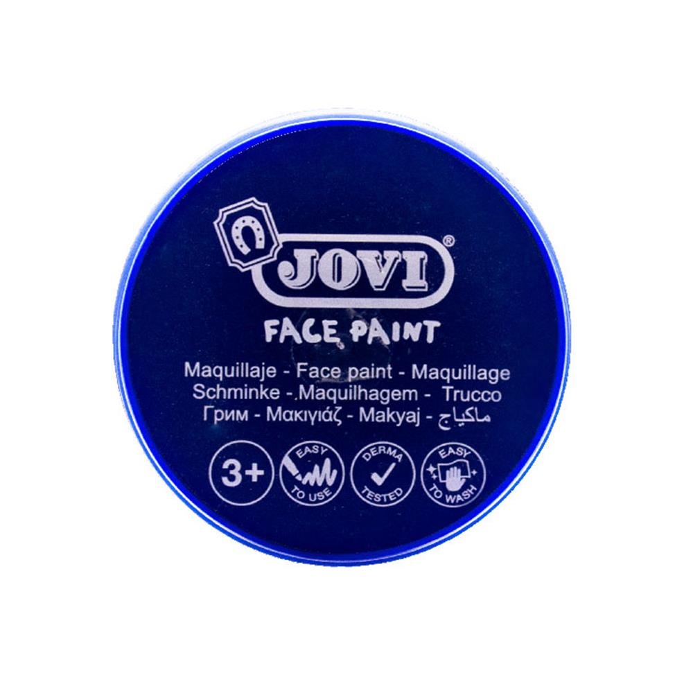 Χρώμα Face Painting Jovi 20 ml σκούρο μπλε