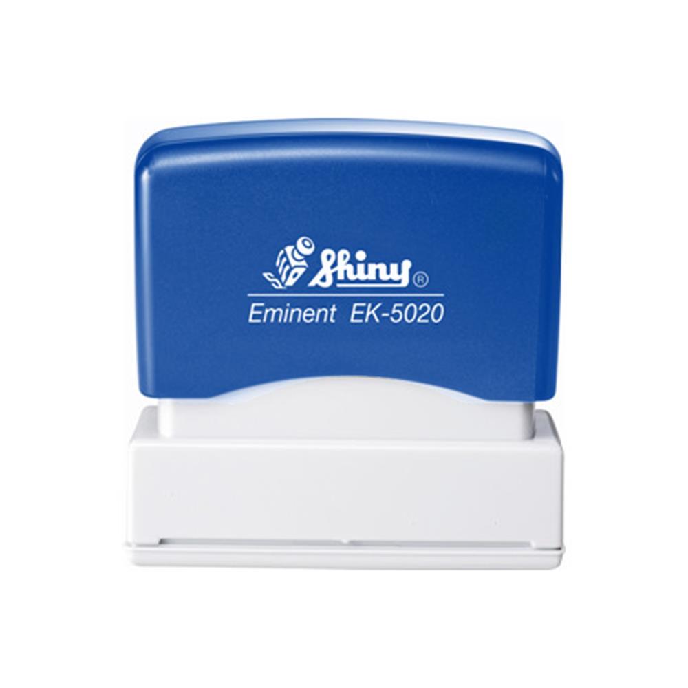 Σφραγίδα Shiny Eminent 5020 μπλε
