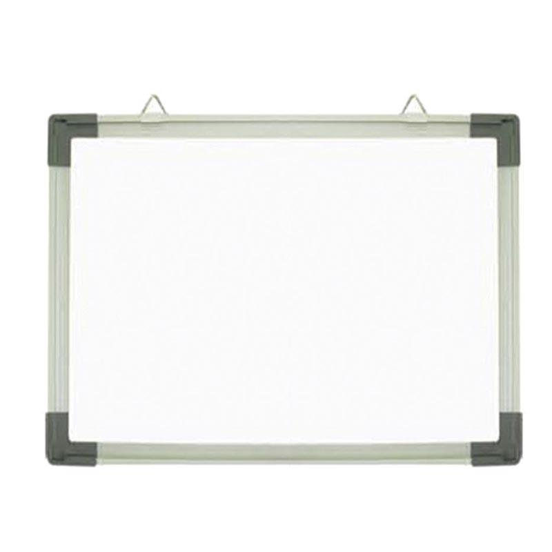 Πίνακας λευκός μαγνητικός 80x120 cm