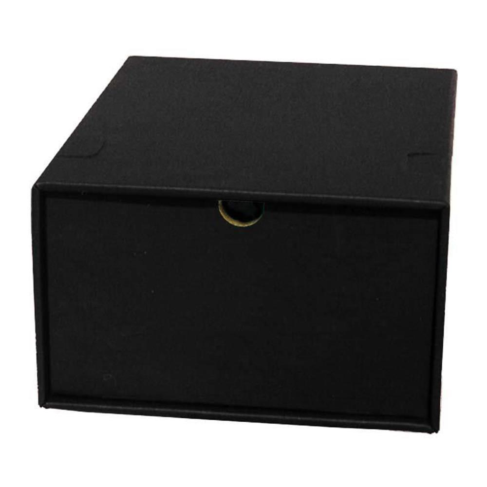 Κουτί αποθήκευσης Next classic 14x23x30 cm μαύρο