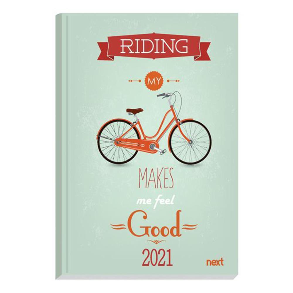 Ημερολόγιο 2021 14x21 ημερήσιο Gallery riding