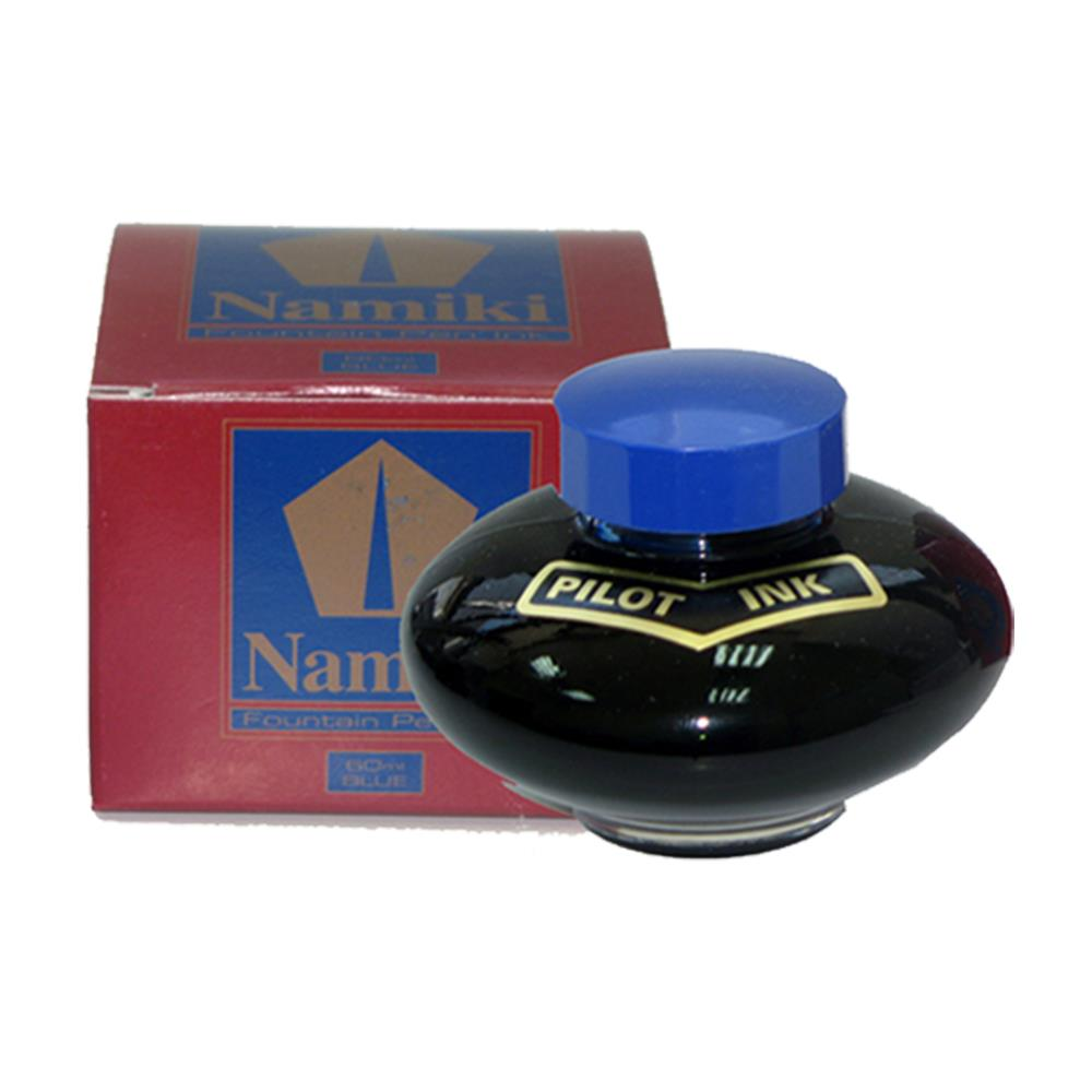 Μελάνι πένας Pilot 60 ml μπλε