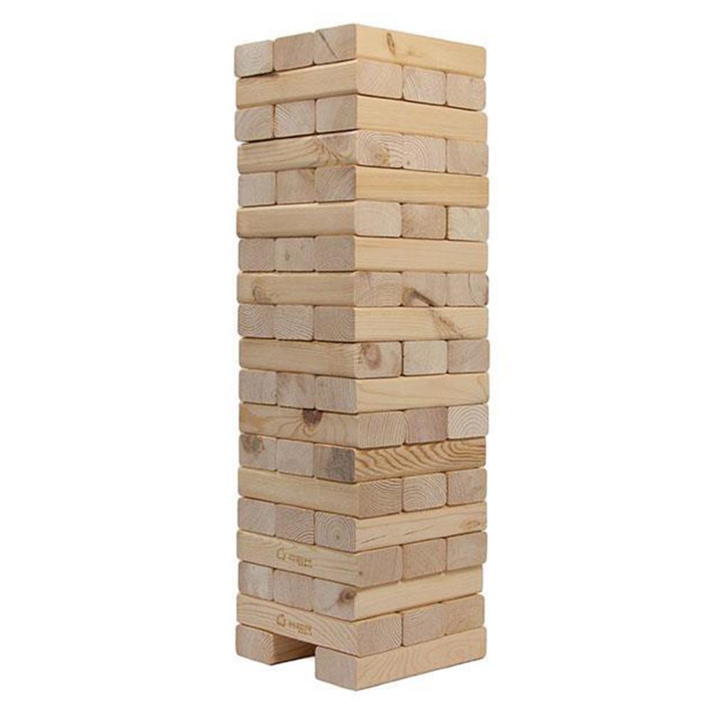 Επιτραπέζιο παιχνίδι Jenga ξύλινο 51 τεμ.
