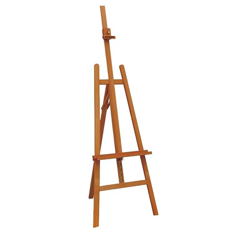 Καβαλέτο επιδάφιο Artmate 56x95x153 cm με μεντεσέ ξύλινο