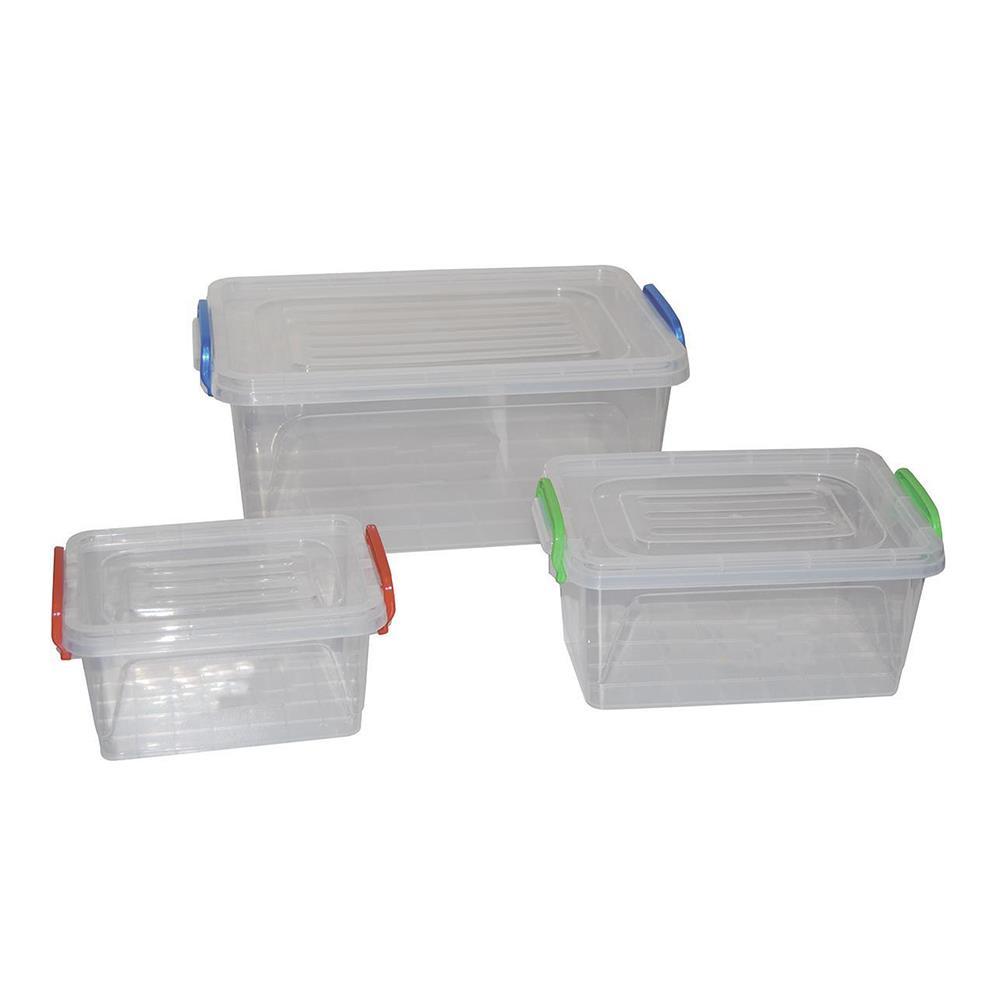 Kουτί αποθήκευσης 25 λίτρα 55x32,5x23 cm