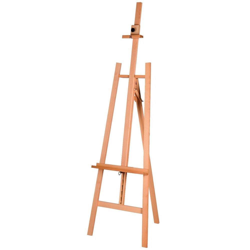 Καβαλέτο επιδάφιο Talens New York ξύλινο 62x259 cm
