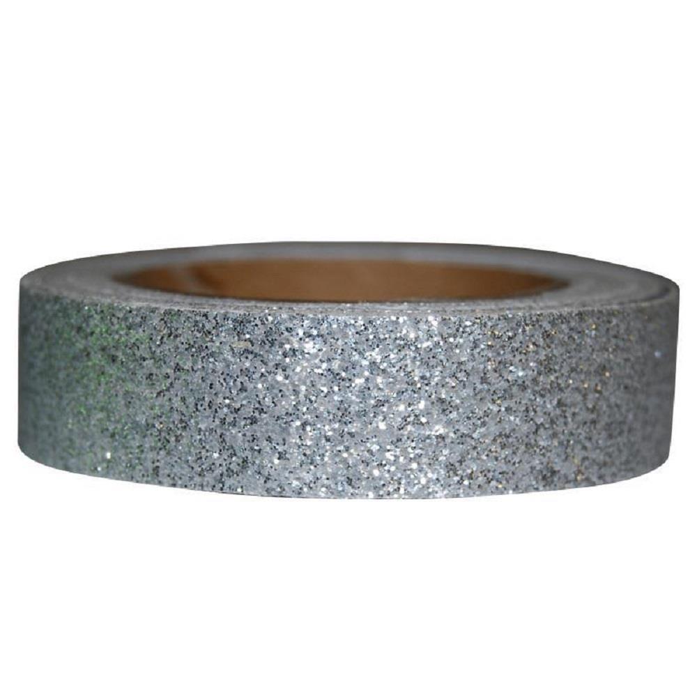 Σελοτειπ glitter Next 1,5cm x 2m ασημί
