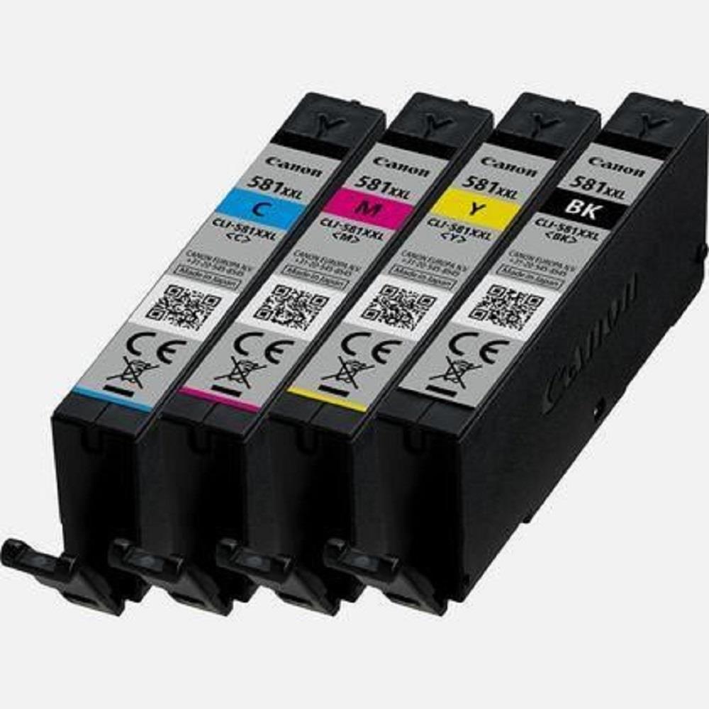 Μελάνια Canon 581 XXL multipack 1998C005