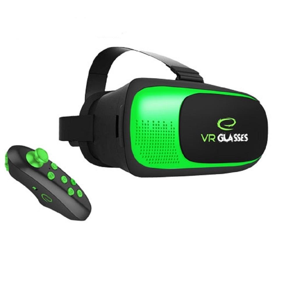 Γυαλιά VR Esperanza 3D με χειριστήριο