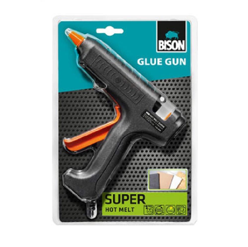 Πιστόλι σιλικόνης Bison μεγάλο 11mm 60W