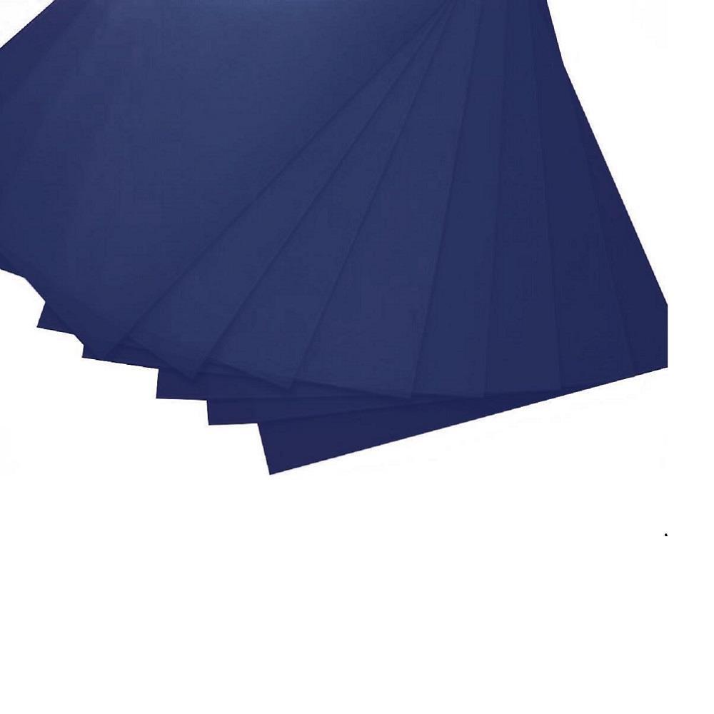 Φύλλο πολυπροπυλενίου 0,7 mm Α4 μπλε