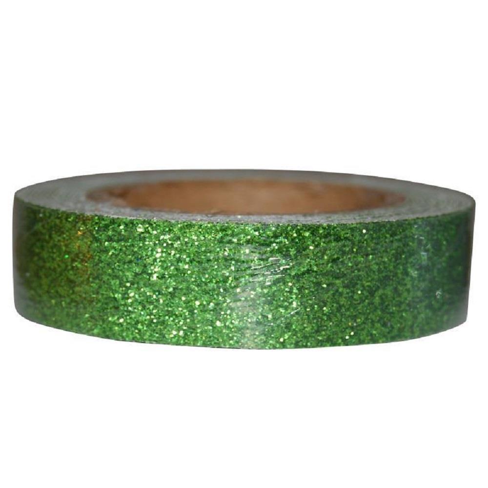 Σελοτειπ glitter Next 1,5cm x 2m πράσινο