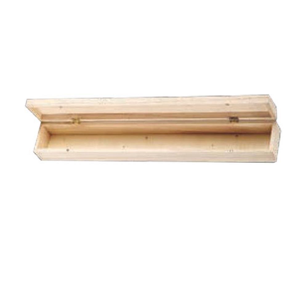 Κουτί ξύλινο λαμπάδας 42x4x4 cm