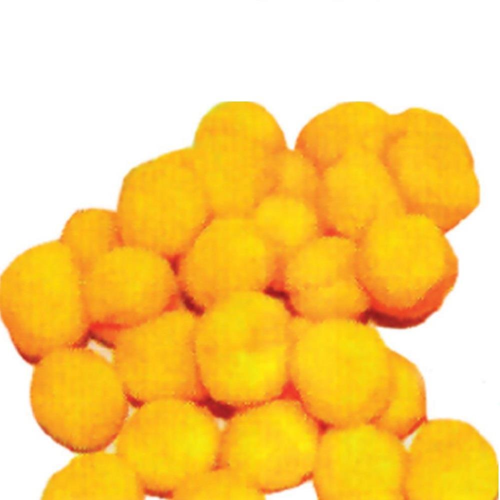 Πομ-πομ Next 3cm 100τεμ. κίτρινο