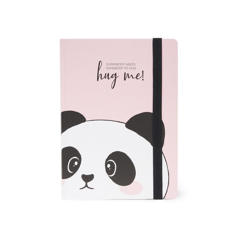 Σημειωματάριο Legami 12x18 panda VNOTP0089