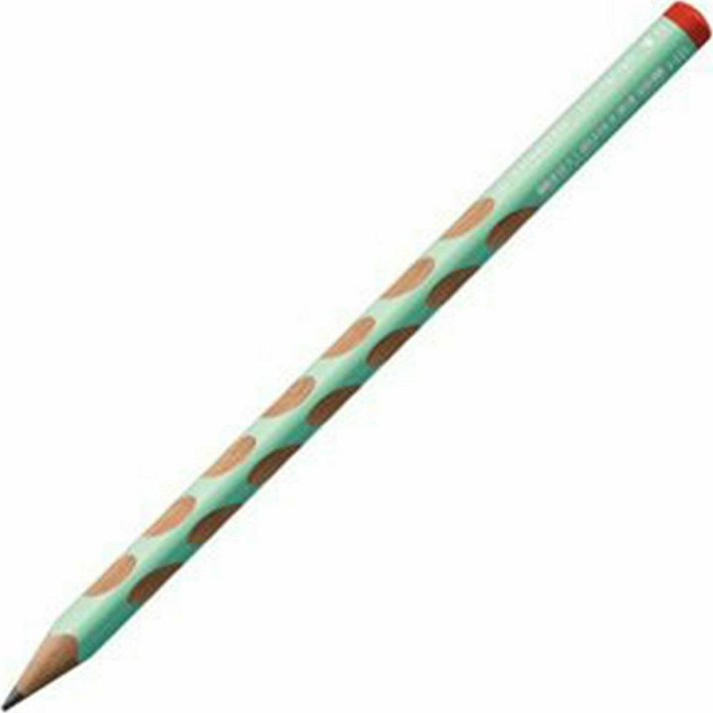 Μολύβι Stabilo easy graph pastel 322 δεξιόχειρα πράσινο