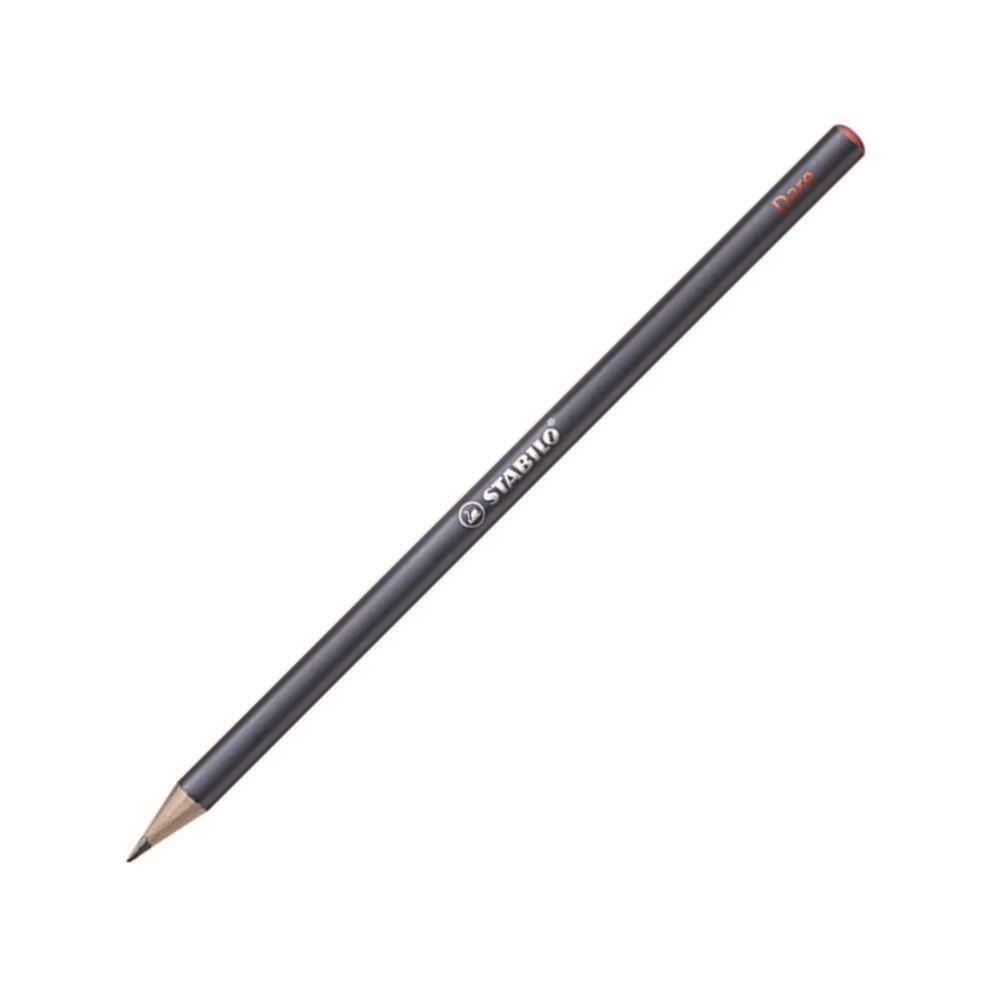 Μολύβι Stabilo scribb 424 μαύρο
