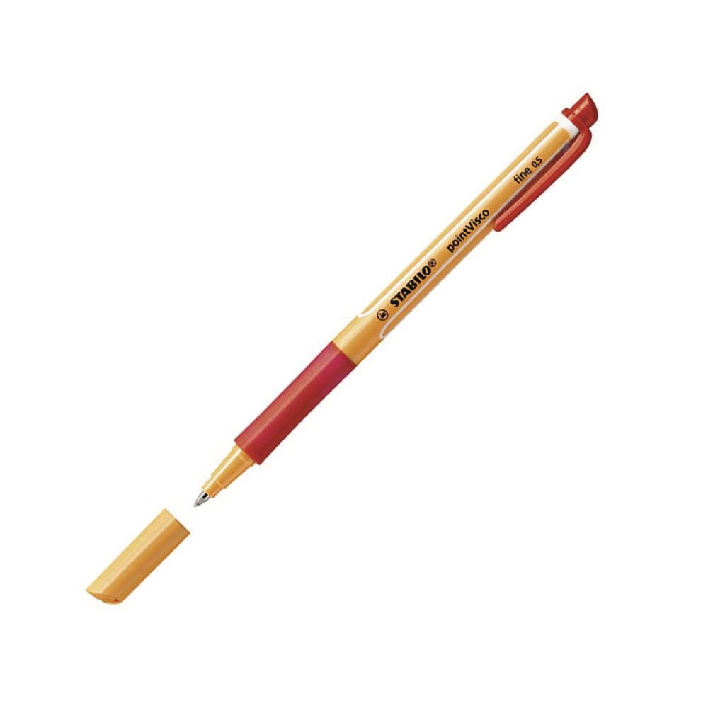 Στυλό Stabilo point visco red 40