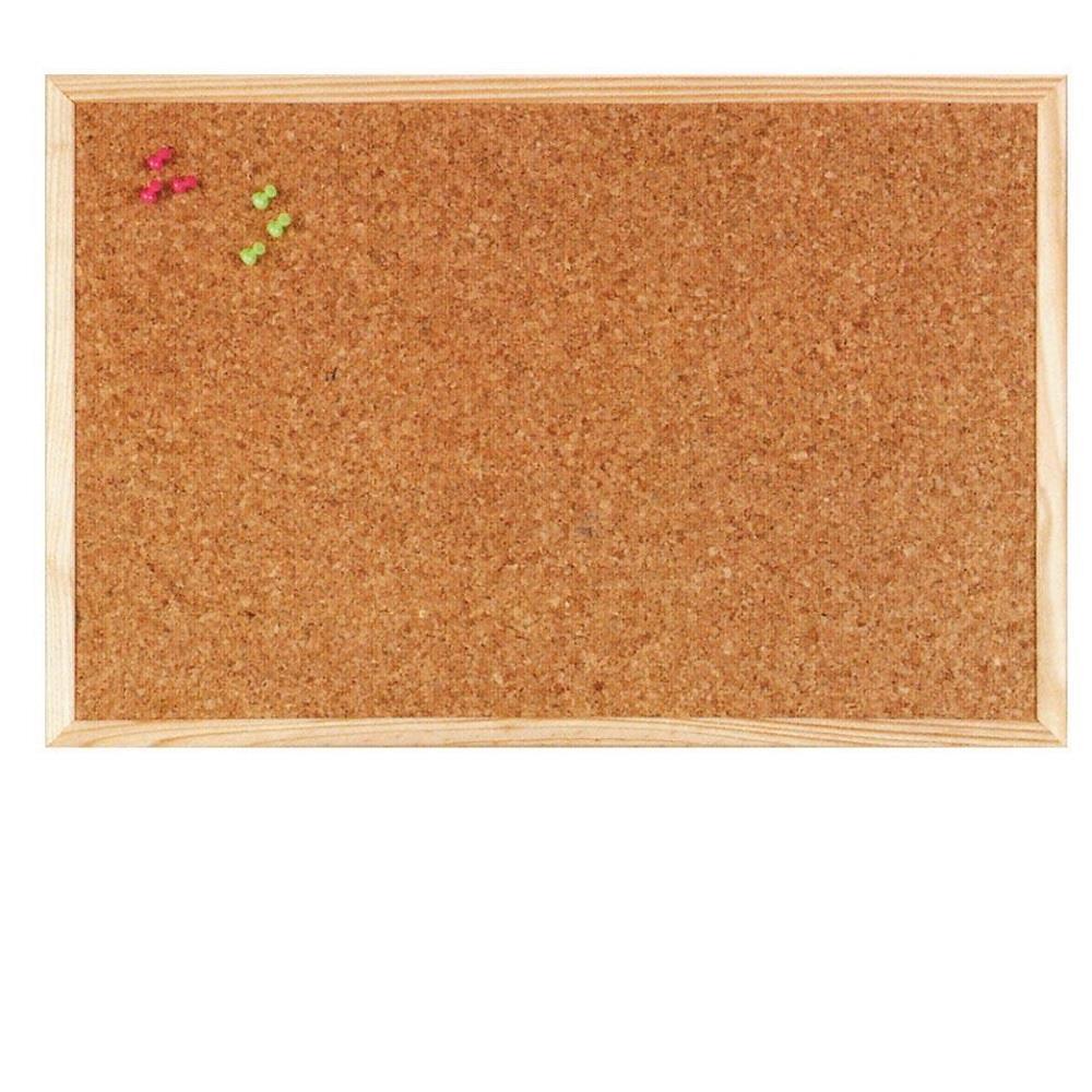Πίνακας φελλού 60x80 cm ξύλινο πλαίσιο