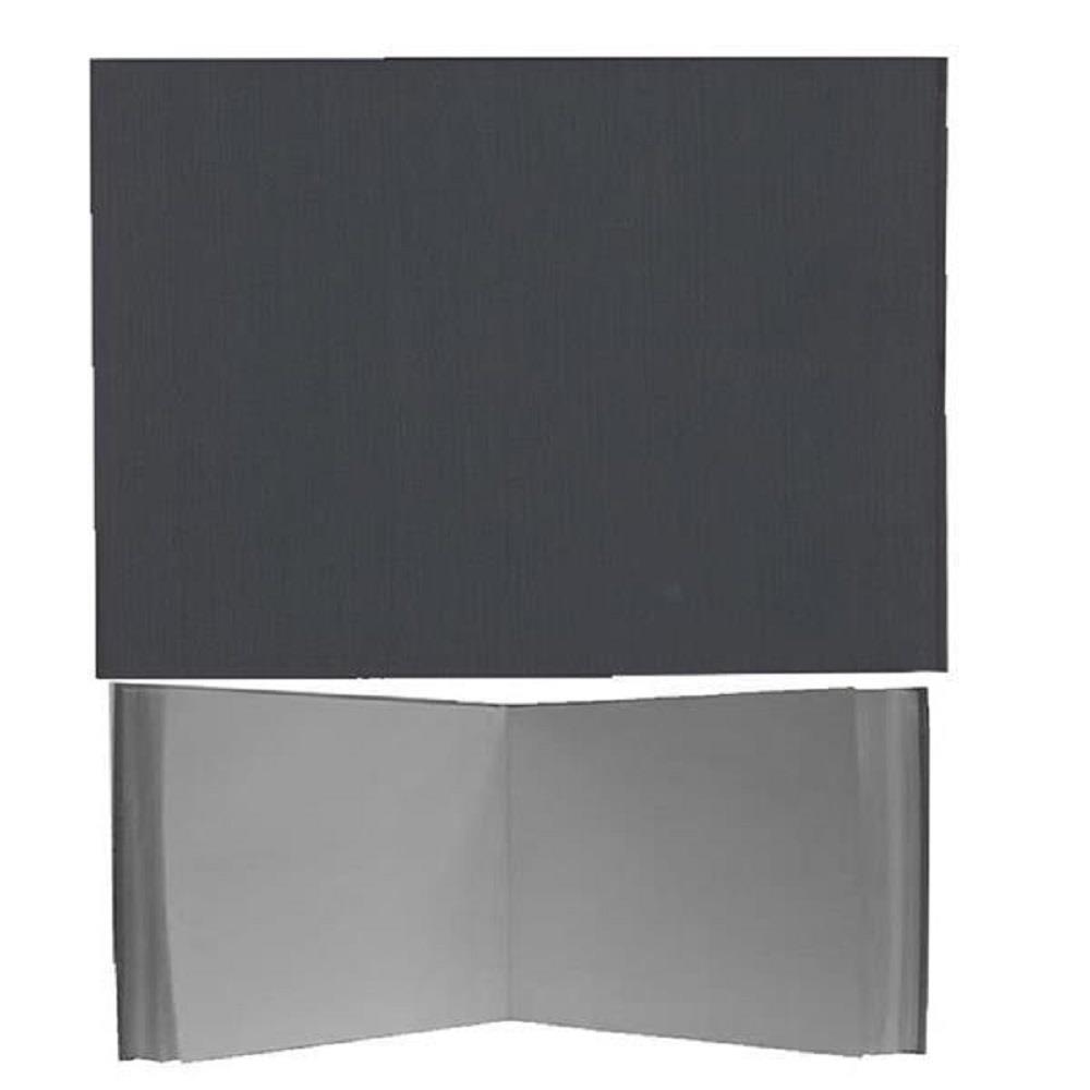 Βιβλίο ευχών εντυπώσεων γκρι Α4 80 φύλλα λευκά 120gr