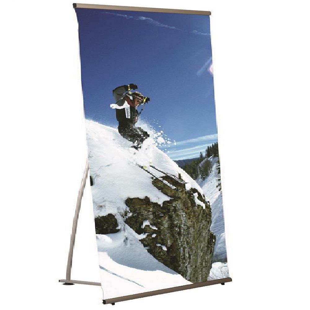 Quick banner μιας όψης 90x200 cm