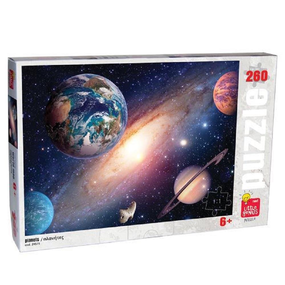 Παζλ Next Πλανήτες 28x38 cm 260 κομ.