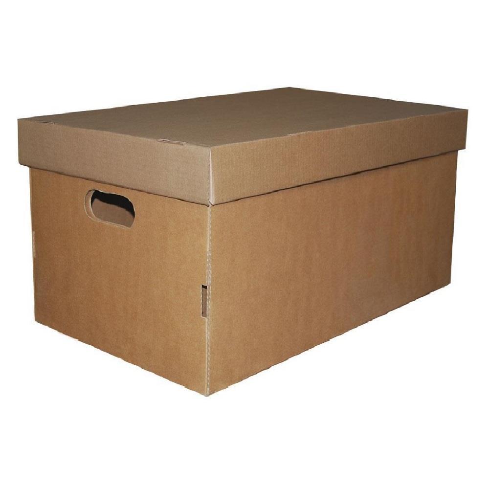 Κουτί αποθήκευσης Next big box 31x66x40 cm καφέ