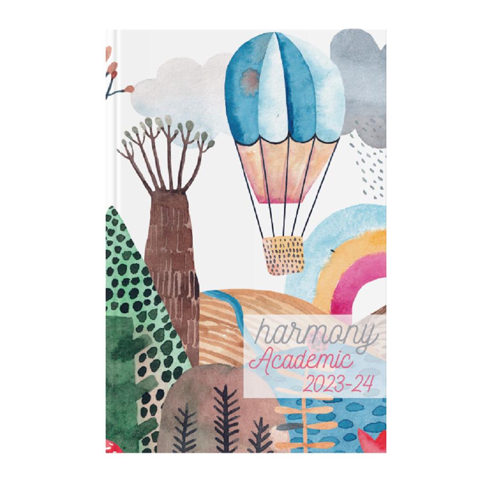 Ημερολόγιο ακαδημαϊκό 14x21 εβδομ. fama Frida