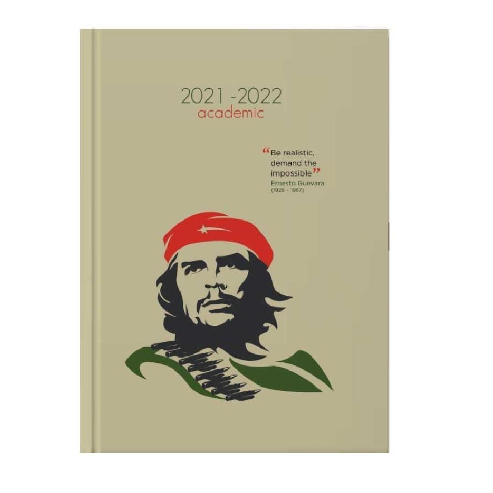 Ημερολόγιο ακαδημαϊκό 14x21 εβδομ. fama Guevara 2022