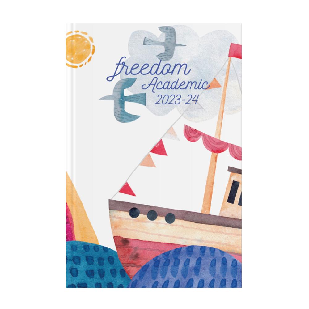 Ημερολόγιο ακαδημαϊκό 14x21 εβδομ. fama Einstein 2022