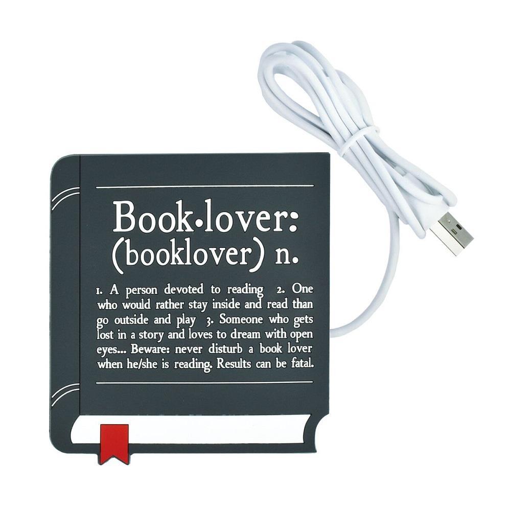 Σουβέρ usb mug warmer Legami VWIU0004 Booklover