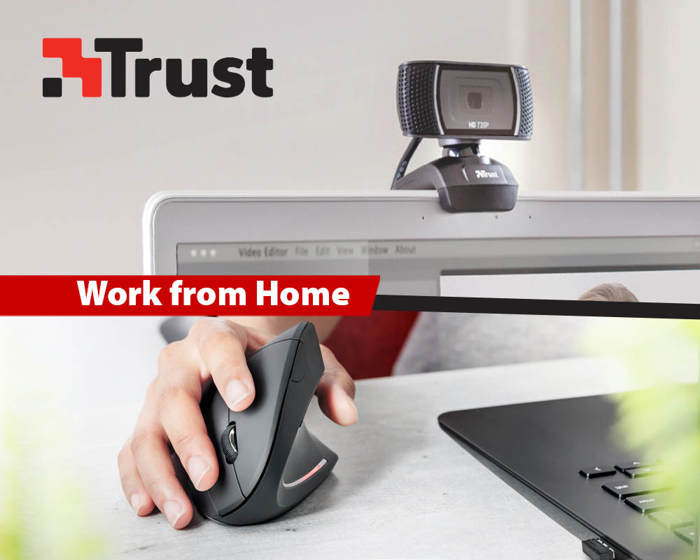 Trust Work from Home