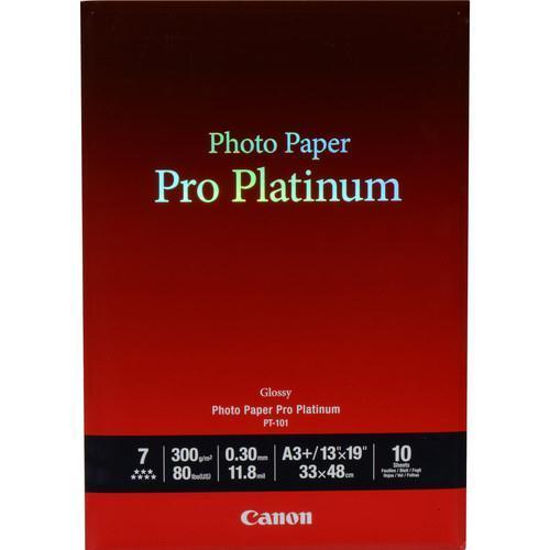 Paper Canon Pro-Platinum PT-101 A3  10Shts 300gr