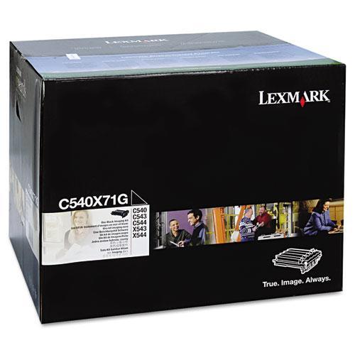 Imagine Kit Lexmark C540X71 Black - 30K Pgs