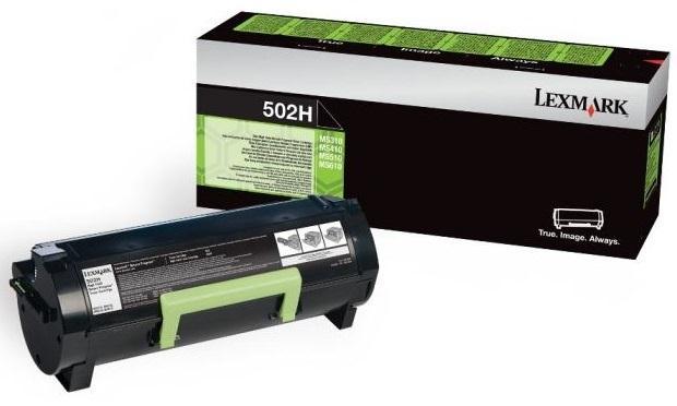 Toner Laser Lexmark 50F2H00 High Yield - 5k Pgs