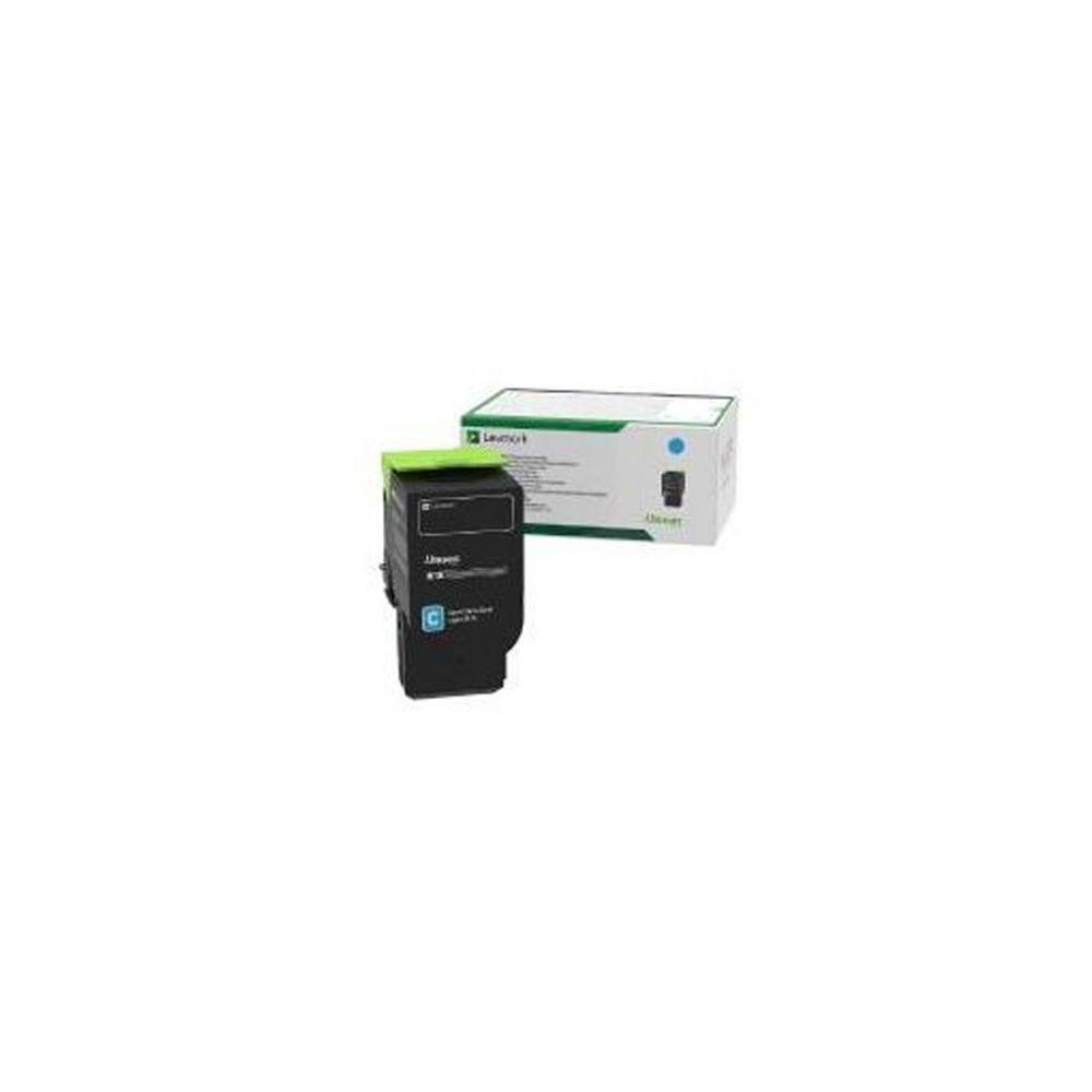 Toner Laser Lexmark 78C2UC0 Ultra High Capacity Cyan -7k Pgs