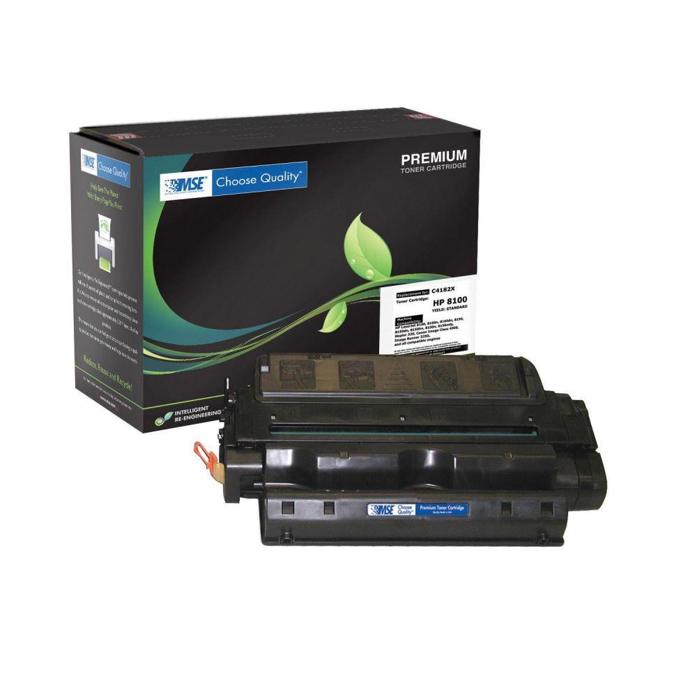 MSE HP Toner LJ 8100 Black